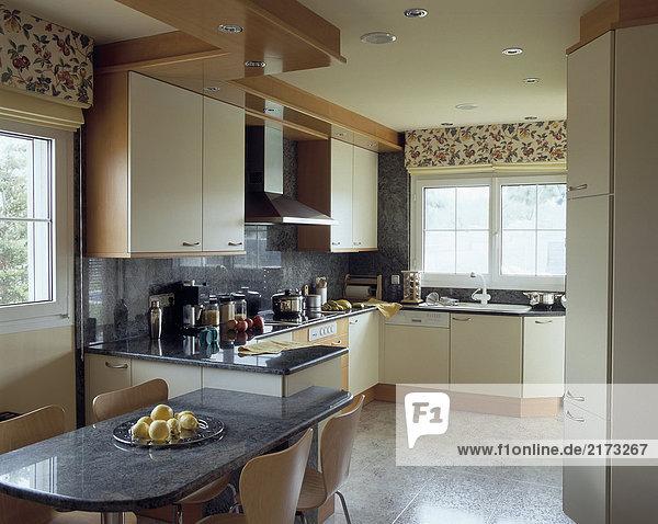 Eleganz Küche Ansicht