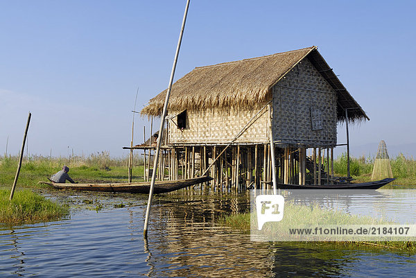 Nyaung Shwe Myanmar Inle See Shan Staat