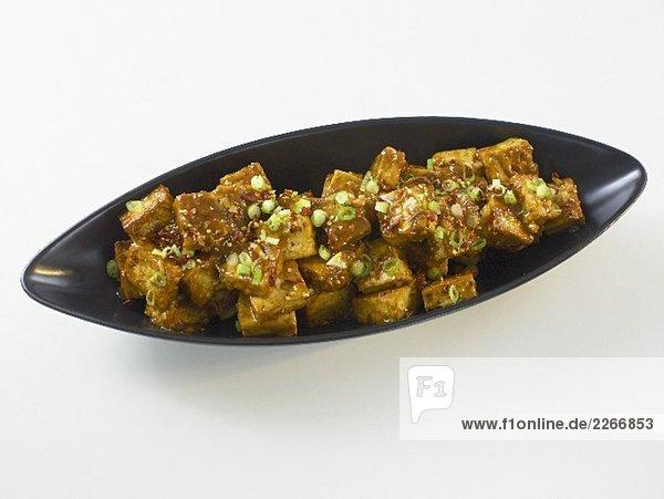 Ma po dou fu (Pikanter Tofu  China)