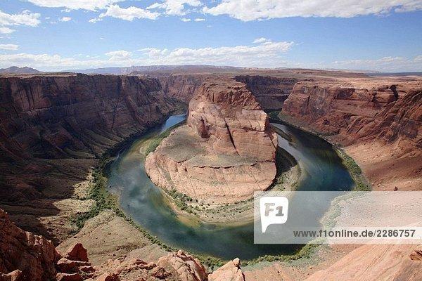 Horseshoe Bend in Arizona  USA Horseshoe Bend in Arizona, USA