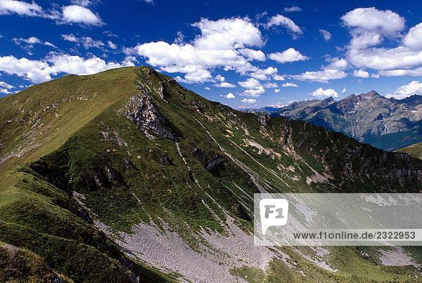 Lombardei  Val Seriana  Alpi Orobiche  Passo Degli Omini Lombardei, Val Seriana, Alpi Orobiche, Passo Degli Omini