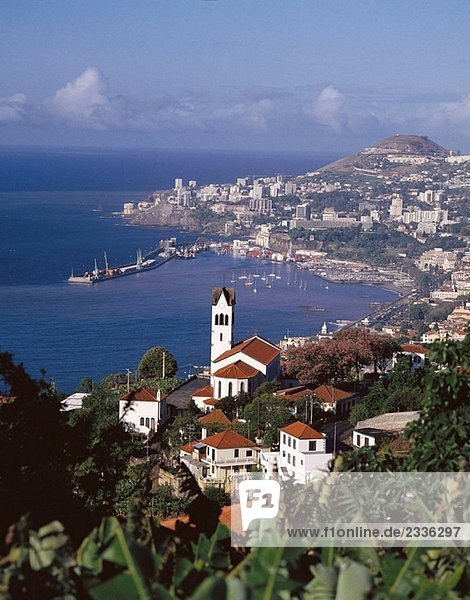 Funchal. Madeira Inseln  Spanien