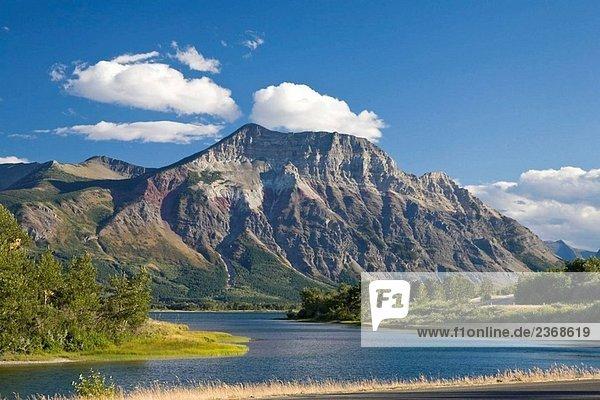 Waterton-Lakes-Nationalpark  Alberta  Kanada Waterton-Lakes-Nationalpark, Alberta, Kanada