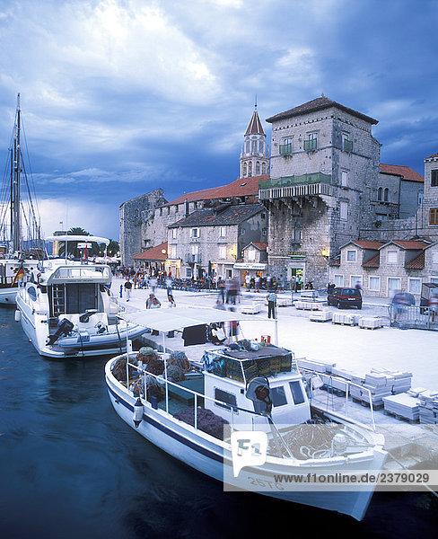 Kroatien Trogir