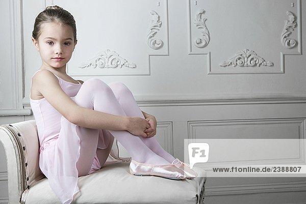junge ballett mädchen nackt