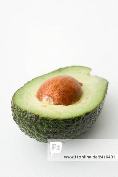 Avocado  Querschnitt