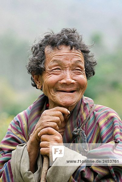 Living in unhospitable jungles  the monpas are thought to be the first settlers  the original people of Bhutan