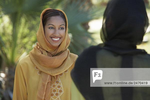 Muslimischen Kleid