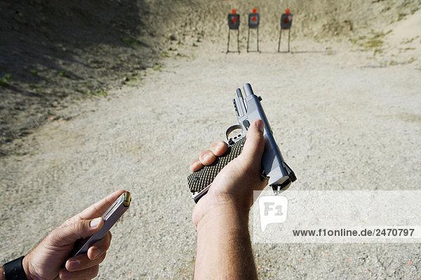 Waffen Ausbildung