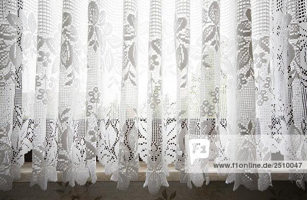 Vorhang  Nahaufnahme