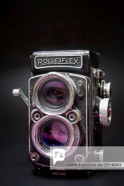Alte Rolleiflex Kamera