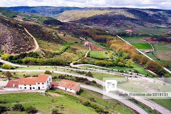Fernverkehrsstraße Spanien