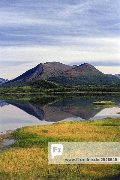 Dezadeash Lake  Yukon