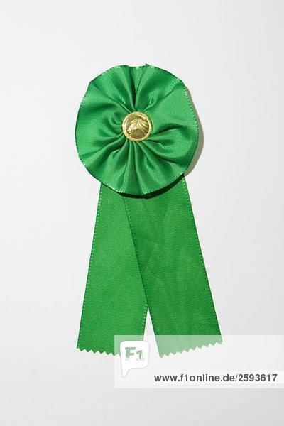 Ein grünes Band Auszeichnung