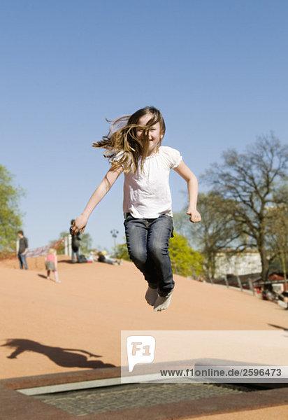 Mädchenspringen Mädchenspringen