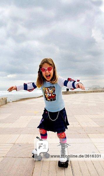 Skaten Girl