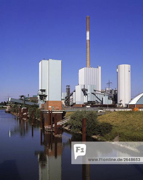 Deutschland,Duisburg-Walsum,Energiequelle,Energietechnik,Europa