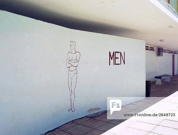 Südliches Afrika Südafrika Wand Zimmer Figur wechseln Schwimmbad Kapstadt