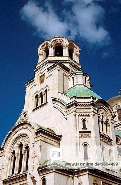 Alexander-Newski-Kathedrale  Sofia  Bulgarien