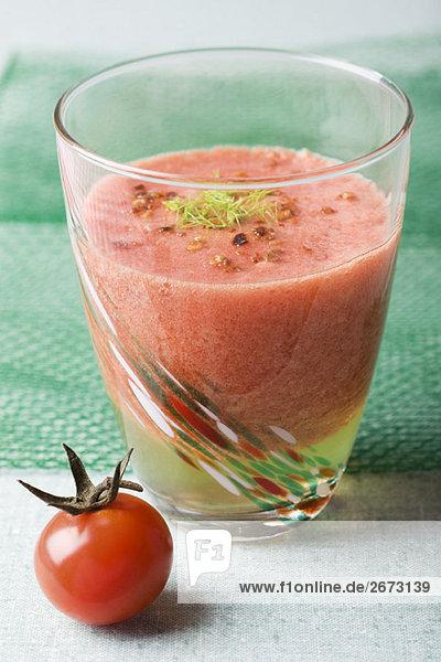 Schaumig Tomato Juice smoothie