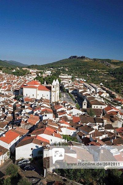Castelo de Vide village  Alentejo  Portugal