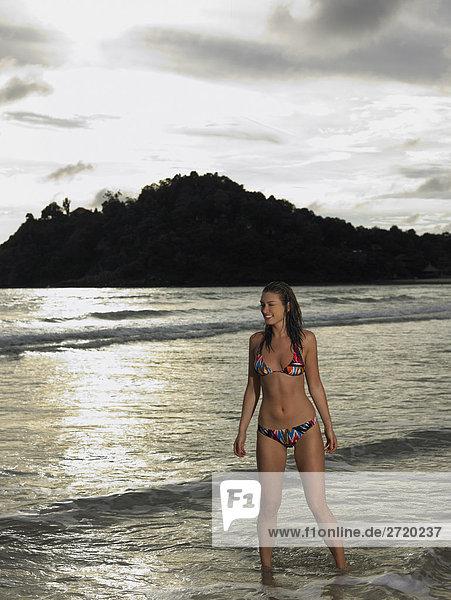 Tropische Schönheit