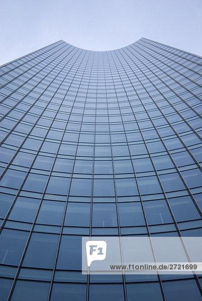 Germany  Frankfurt on the Main  High-rise-building  Skyper