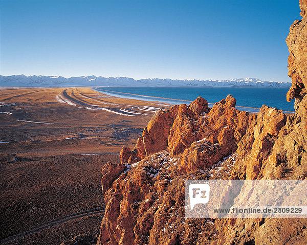 China  Namucuo Lake in Tibet