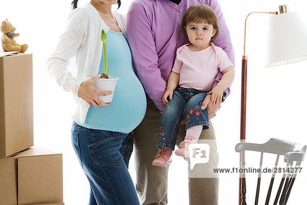 Schwangerschaft Bewegung Mutter - Mensch