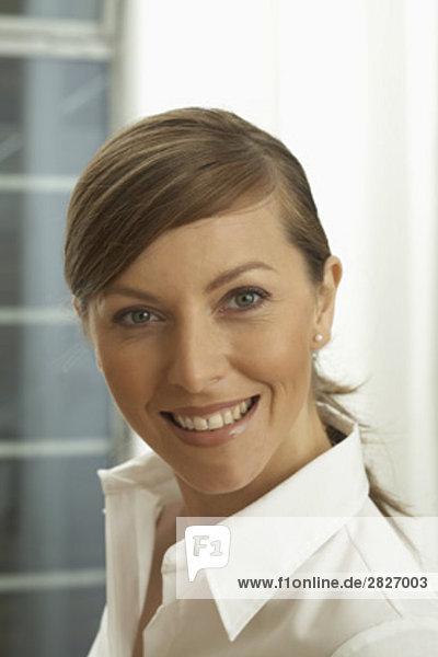 Headshot of geschäftsfrau