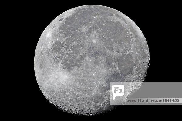 Der Mond.