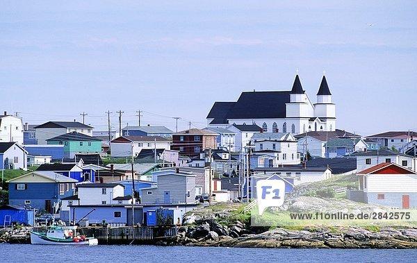 Port-Aux-Basques  Newfoundland  Canada