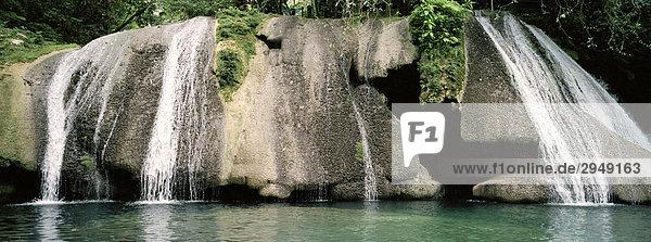 Erreichen Sie Falls  Port Antonio  Portland  Jamaika