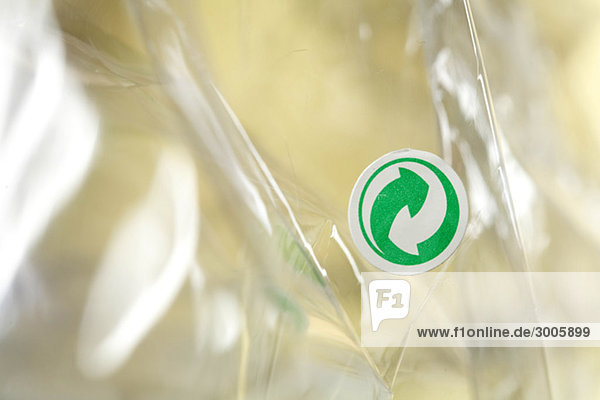 Recyclingsymbol  Deutschland