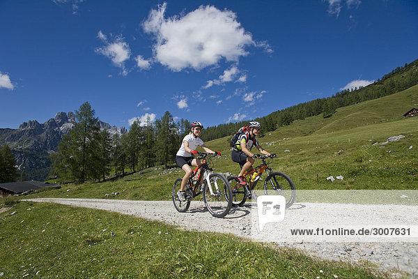 10853461  Bike  Österreich  Filzmoos  Salzburg  summe