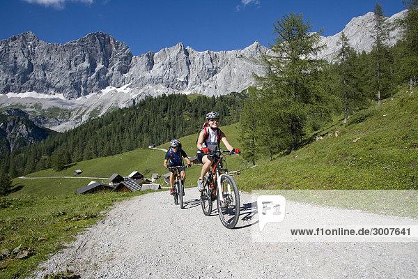 10853524  Bike  Österreich  Ramsau  Dachstein  Steiermark