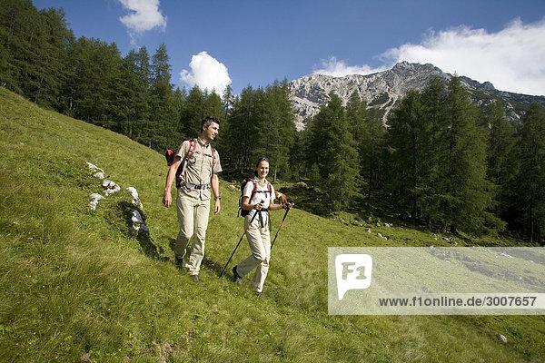 10853597  Walking  Wandern  Ramsau  Dachstein  Styr