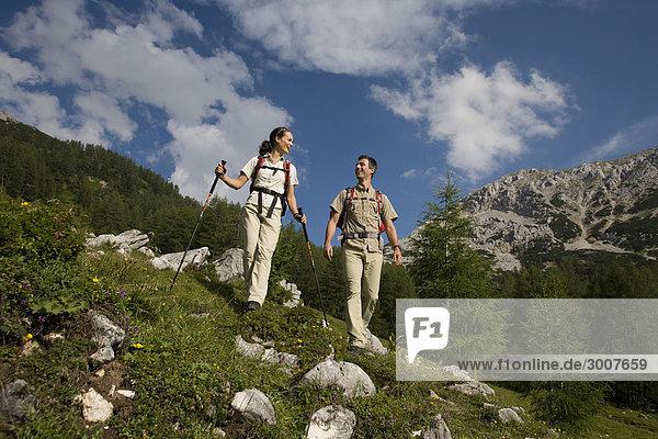 10853601  Walking  Wandern  Ramsau  Dachstein  Styr