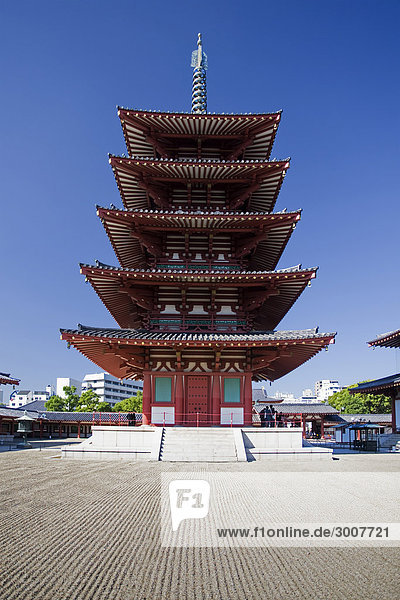 10854591  Japan  Asien  Kansai Osaka  Stadt  Stadt