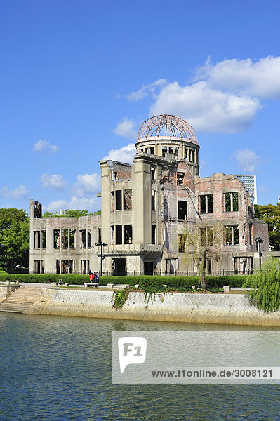 10856538  Japan  Genbaku-Kuppel  Hiroshima City  Hir
