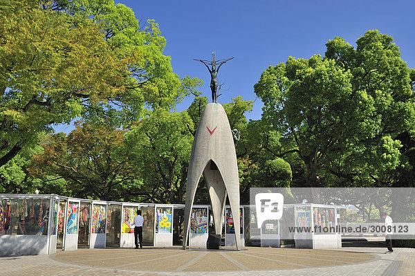 10856541  Japan  Kinder Peace Monument  Frieden