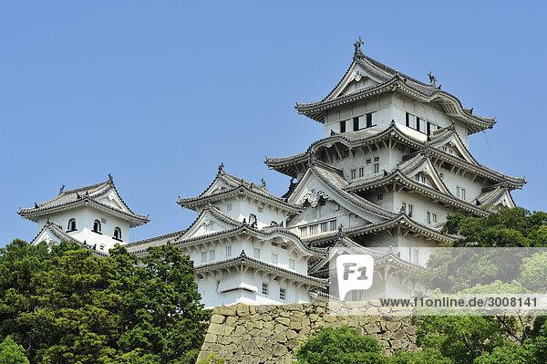 10856565  Japan  Himeji-Burg  Stadt Himeji  Präfektur Hyogo