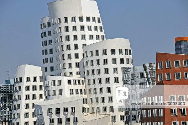 10857459  Gehry Gebäude  Düsseldorf City Nord 10857459, Gehry Gebäude, Düsseldorf City Nord