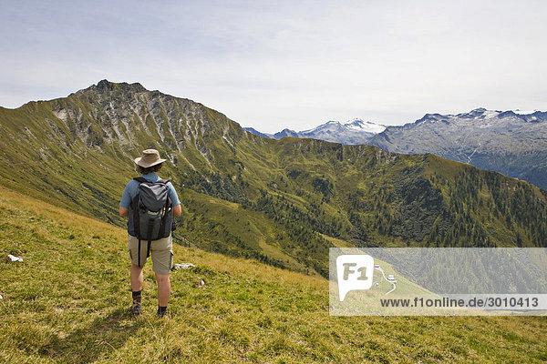 Mt. Gurenstein  Grossarltal  near Salzburg  Austria  Europe