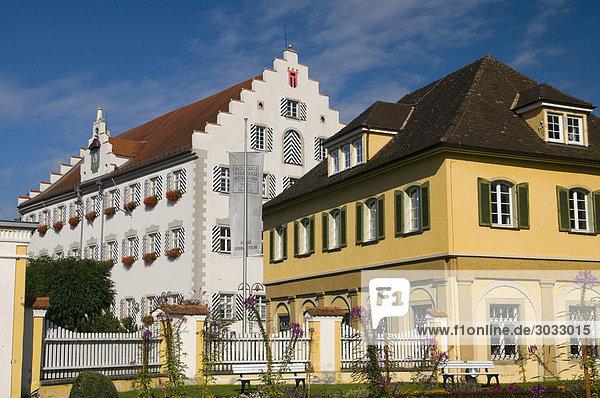 Deutschland  Baden-Württemberg  Tettnang  Rathaus