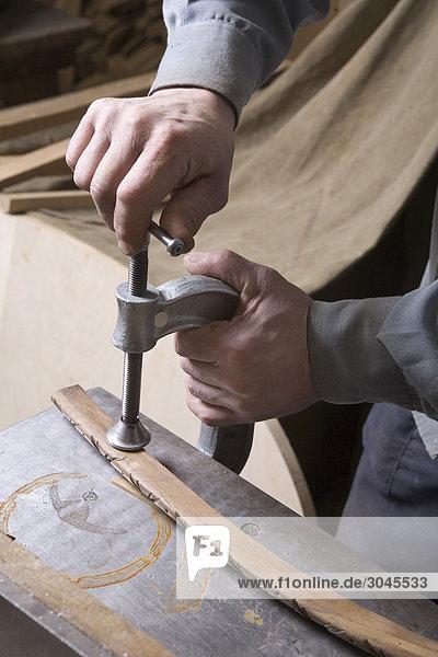 Holz Close-up befestigen Zimmermann Stück Holz,Close-up,befestigen,Zimmermann,Stück