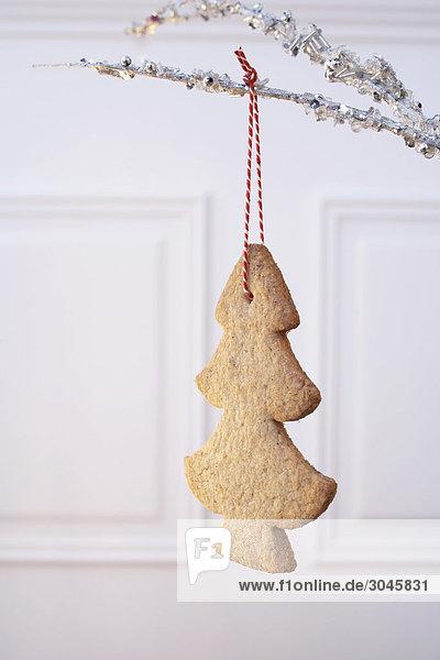Weihnachtsgebäck hängen Zweig Weihnachtsgebäck,hängen,Zweig