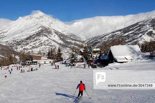 Italy  Piedmont  Bardonecchia