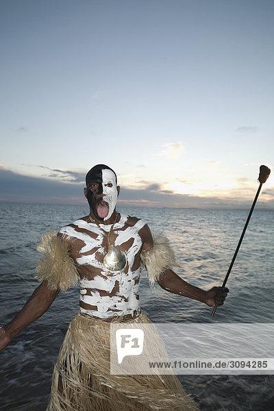sehen Zorn Strand Volksstamm Stamm