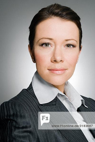 Porträt einer Unternehmerin